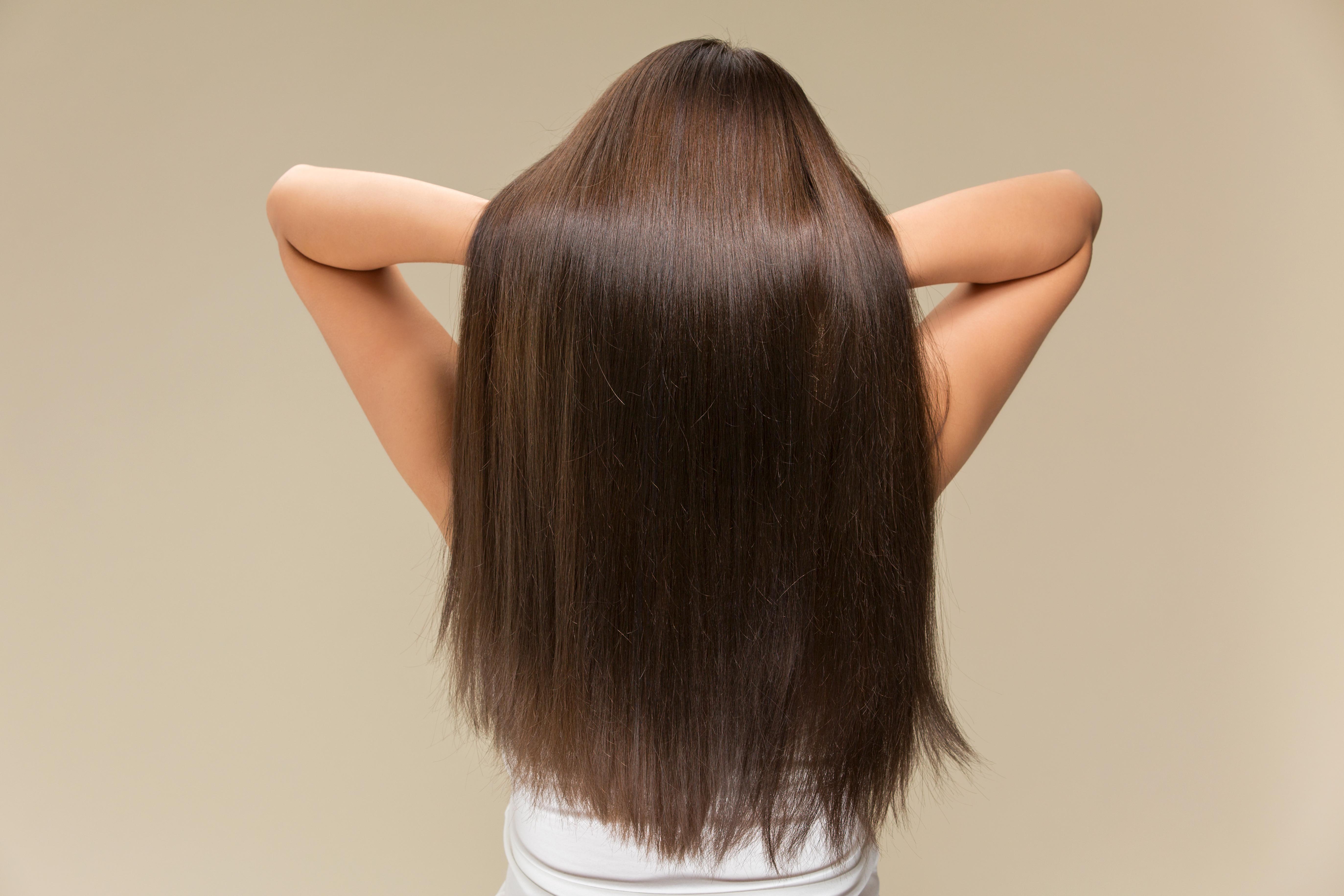 サラサラの健康な髪の毛に!